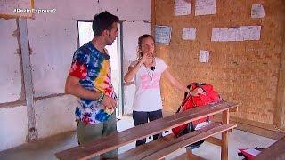 La misión en la escuela de Lorea y Ángel - Pekín Express