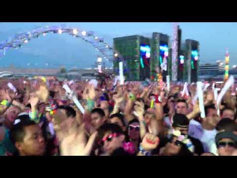 Dash Berlin EDC 2013 Las Vegas