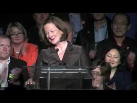 Premier Redford Addresses the 2013 PC AGM