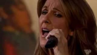 Celine Dion - Je Ne Vous Oublie Pas (Live á L