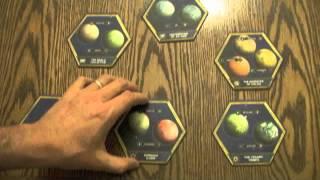 Twilight Imperium III Walkthrough part 1