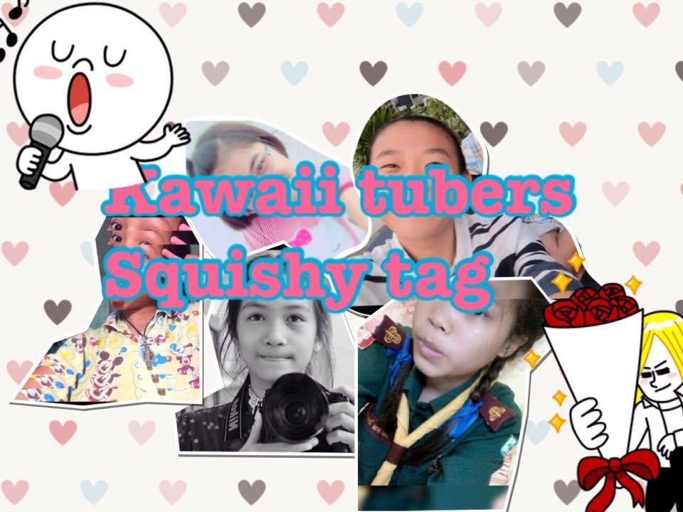 Kawaii Tubers Squishy Tag : Kawaii tubers squishy tag ???????? - YouTube