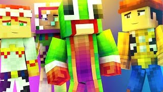 Minecraft WHO'S YOUR DADDY? BABY TOY STORY!