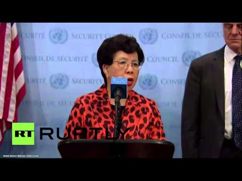 USA: WHO Director-General hails UN plan to fight Ebola