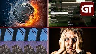 Thumbnail für Grafikoptionen: Ist weniger mehr? - GT-Talk #34