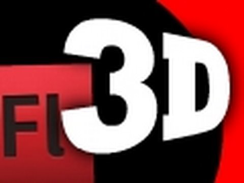Flash CS4 - Animación 3D