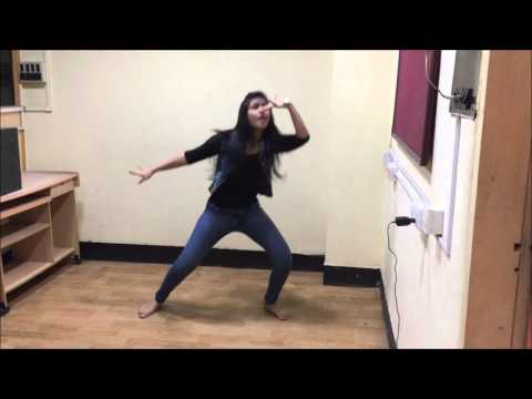HIGH HEELS TE NACHCHE - GIRL DANCING - CHOREOGRAPHY