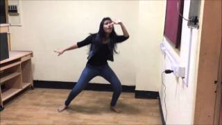 HIGH HEELS TE NACHCHE - GIRL DANCING - CHOREOGRAPHY