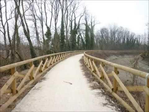 Canale Villoresi in bicicletta, parte terza da Lainate a Monza