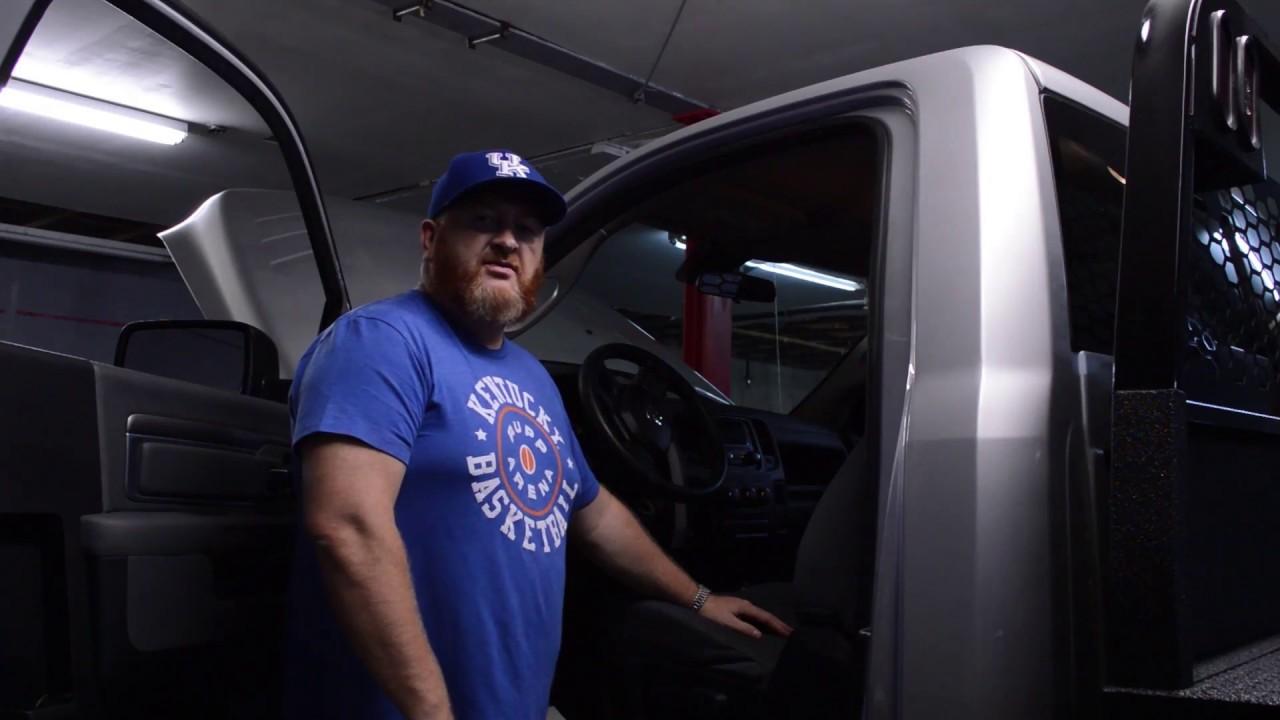 Pressure Washing Flat Bed Truck Build 2014 Dodge Ram 2500 4x4 Youtube Flatbed