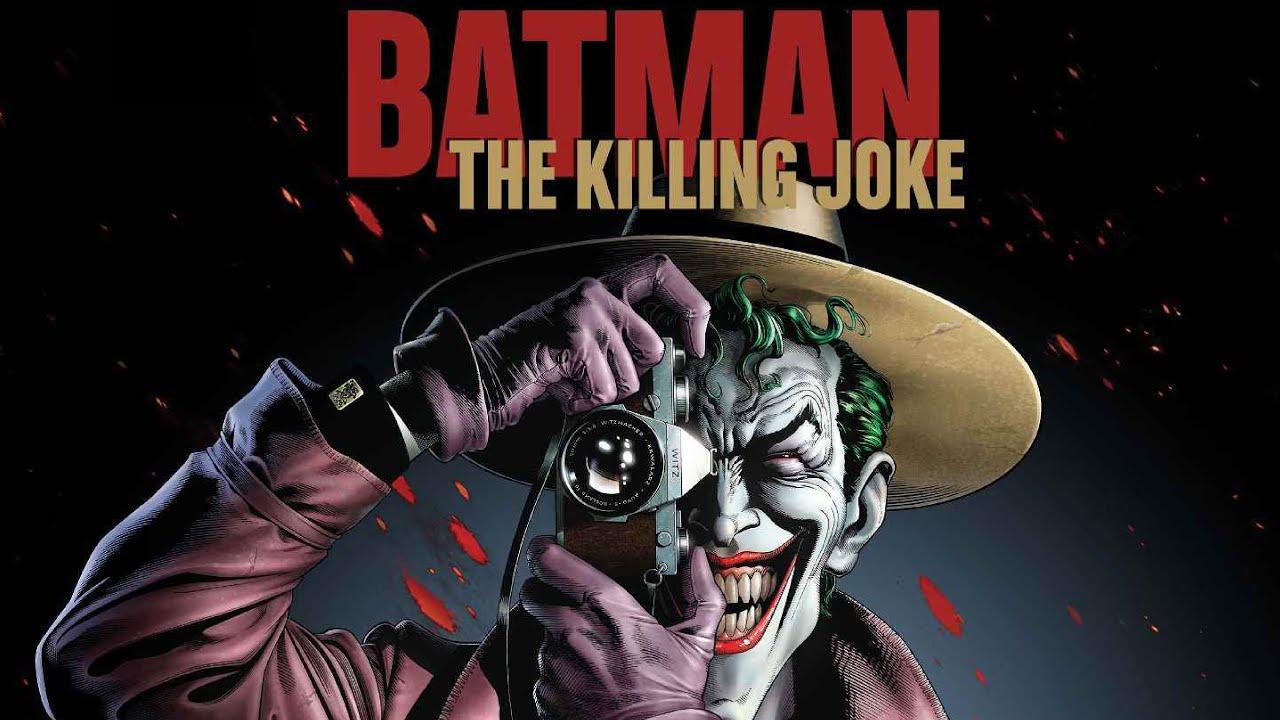 Download The Killing Joke (2016) Analysis