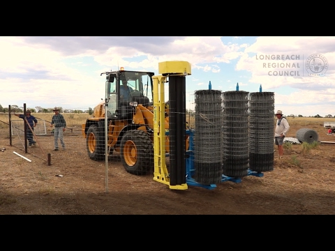 Awi Amp Longreach Regional Council S Exclusion Fencing