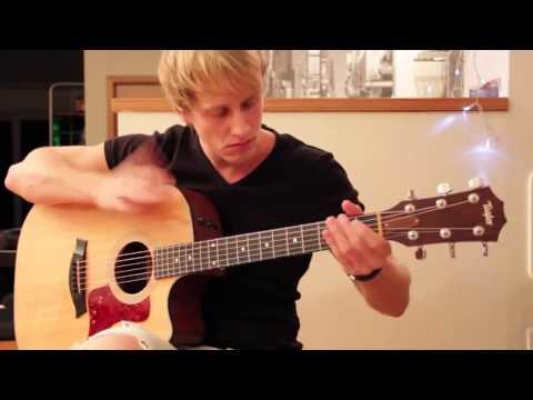Виртуозная игра на гитаре Мелодия души