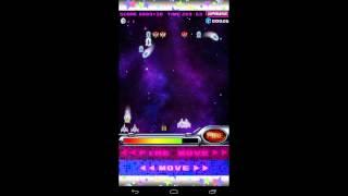 https://play.google.com/store/apps/details?id=com.namcobandaigames.spacegalaga 懐かしい感じ。