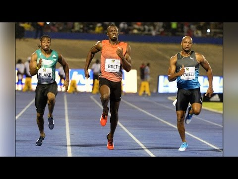 Usain Bolt wins 3rd straight Olympics gold medal in 100m in Rio Olympics 2016| Oneindia News