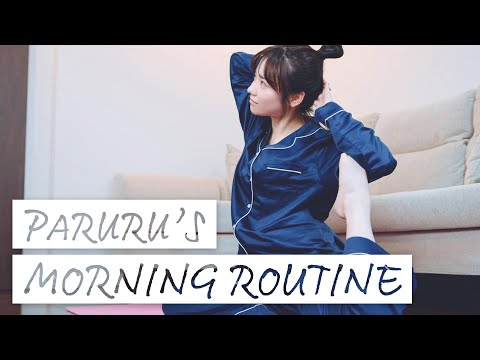 [happy-life]-paruru's-morning-routine-[26-years-old]