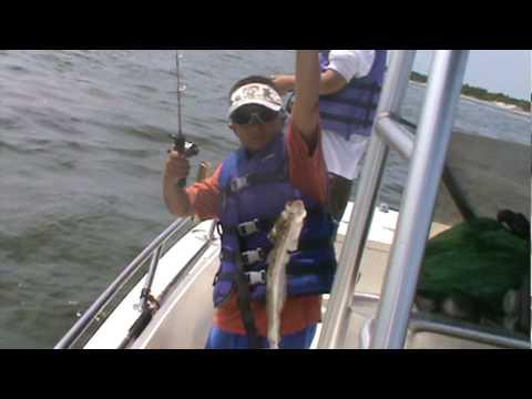 Back bay fluke fishing on the hi flier barnegat bay nj 7 for Barnegat bay fishing report