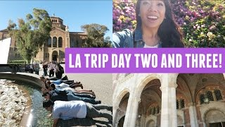 UCLA New Student Orientation, Food, Driving Back to Vegas & MORE!