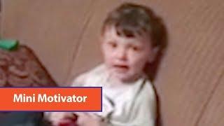 Little Boy Gives Mom Inspirational Life Advice