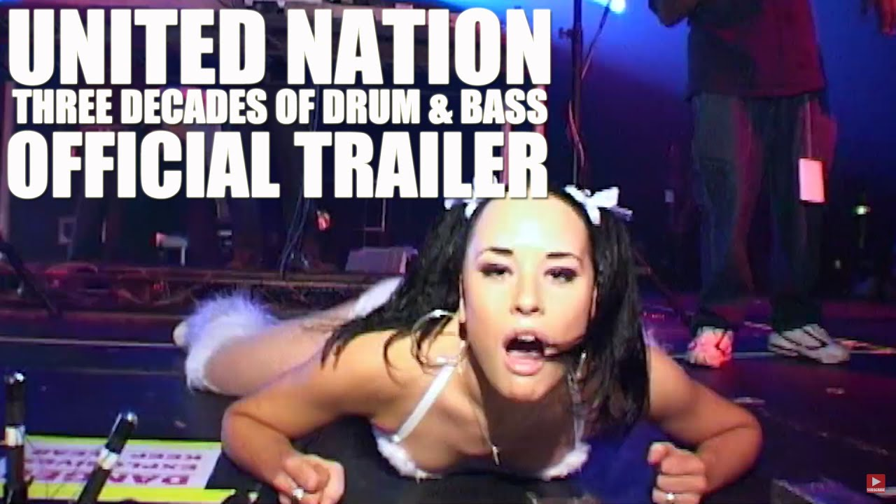 UNITED NATION: THREE DECADES OF DRUM & BASS Official Trailer 2020 Documentary