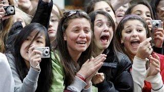 Pourquoi les adolescentes sont elles hystériques face aux Popstars ?