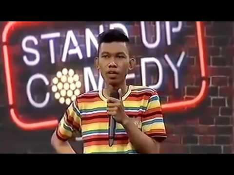 "Video Stand Up Terbaru  Putus Cinta ""CEMEN"""