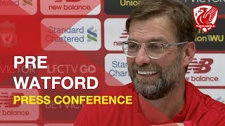 liverpool-vs-watford-jurgen-klopp-press-conference