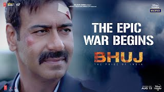 Huj: The Pride Of India | The Epic War Begins | Ajay D. Sanjay D. SharadK. |13th Aug Image