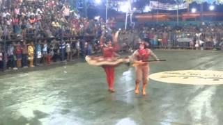 PERFORMANCE: XAXADO - LAMPIÃO E MARIA BONITA (Ruthe Barão e Davi Ângelo)