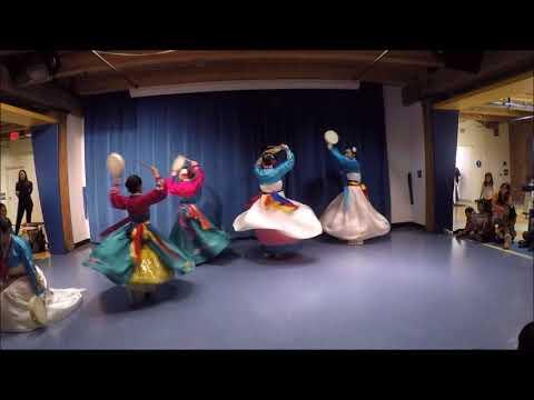 Sogo dance 2018 at Boston Children's Museum