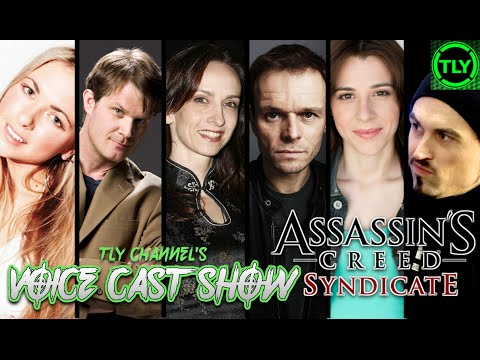 Assassin's Creed: Syndicate   Voice Actors - YouTube