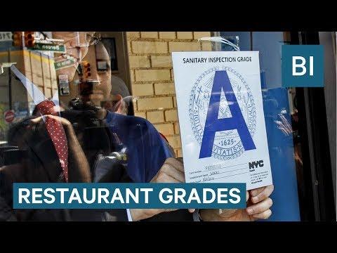 FORMER HEALTH INSPECTOR: Restaurant letter grades don't mean much