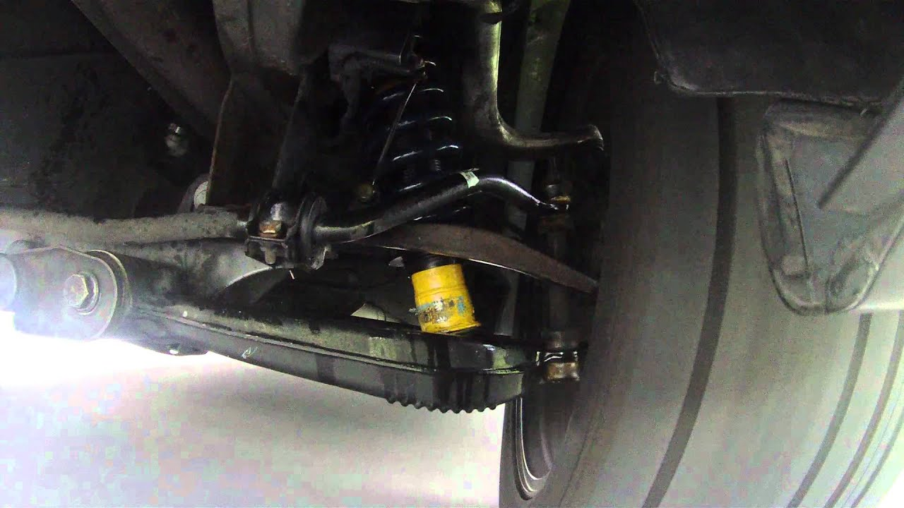 Mercedes Ml Rear Suspension Adjustable Coilovers Youtube