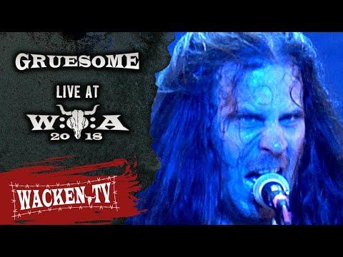 Gruesome - Full Show - Live at Wacken Open Air 2018
