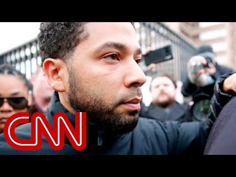 Jussie Smollett indicted on 16 felony counts