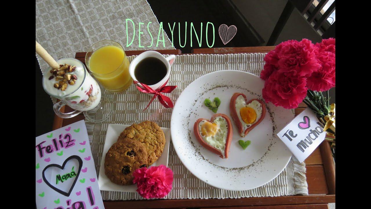 Especial Dia De Las Madres Desayuno Sorpresa ♡ Parte 1