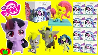 My Little Pony Chibis We Love Fine with Princess Twlight Sparkle and More