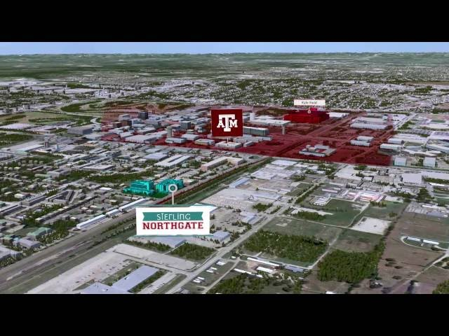 Sterling Northgate College Station video tour cover