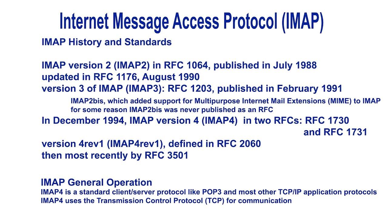 Message internet