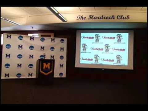 Hardrock Club Coaches' Luncheon for Oct. 8