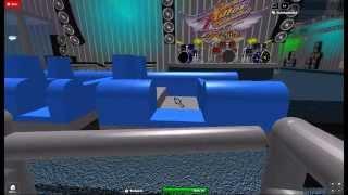 Rock N Roller Coaster Official POV Full Walkthrough In Roblox