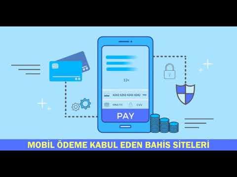 Mobil ödeme kabul eden bahis siteleri (2021) - Enfesbahis.com