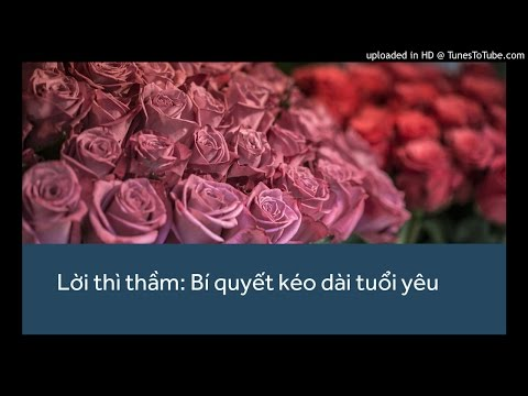 [The Radio VietNam]-Lời thì thầm- Bí quyết kéo dài tuổi yêu - phần 1