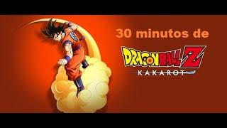 Dragon Ball Z Kakarot: Primeira meia hora