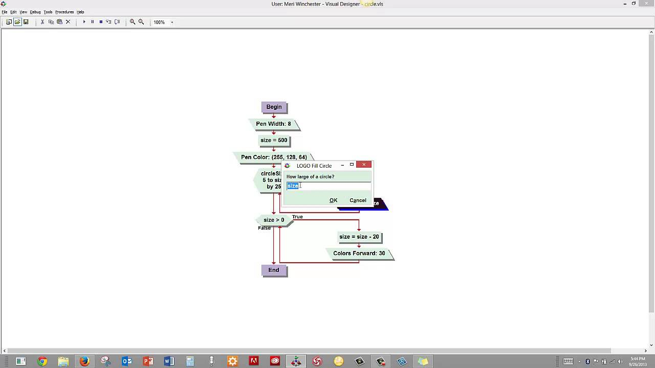 Merihelp Net Visual Logic For Loops Graphics YouTube