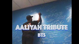 Aaliyah Tribute (BTS) - JR Taylor Choreography