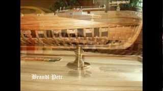historic ship model-chaloupe armee-1834.wmv