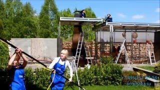 Уборка загородного дома от Аннушки(annushka.su +7(495)212-93-54 (24 часа 7 дней в неделю), вежливые операторы все подскажут Уборка домов. Стоимость Генераль..., 2016-05-16T21:58:27.000Z)