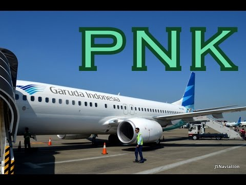 TRIP REPORT Garuda Indonesia 512 Jakarta-Pontianak