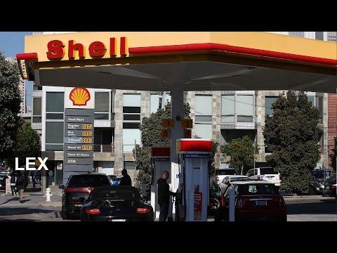 Shell shrinks capital expenditure | Lex
